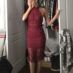 Bardot dress excellent condition worn ONCE